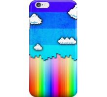 Blue Skies and High Scores iPhone Case/Skin