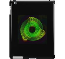 Charged Particles  iPad Case/Skin