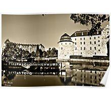 örebro slottet Poster