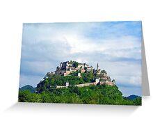Castle Hochosterwitz - Austria Greeting Card