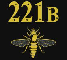 221B(ee) Kids Tee