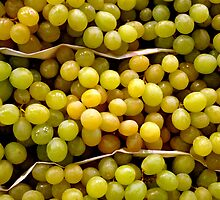 Green Grapes by Pat Herlihy