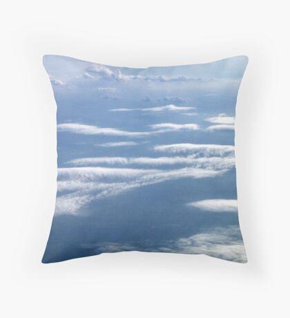Scum Throw Pillow
