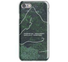 ukrainian landscape - green oak park iPhone Case/Skin