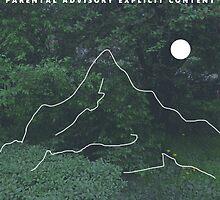 ukrainian landscape - green oak park by nickstorchay