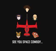See You Space Cowboy Zipped Hoodie