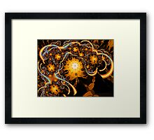 Unpredictable Framed Print