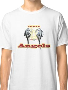 Super Angels tee-shirts and stickers Classic T-Shirt