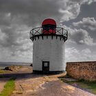 Burry Port Lighthouse  2009 by Stephen Peters