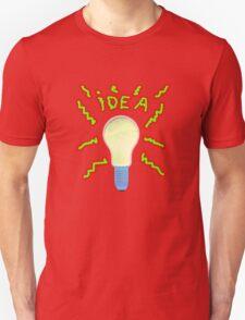 Bright Idea. Unisex T-Shirt
