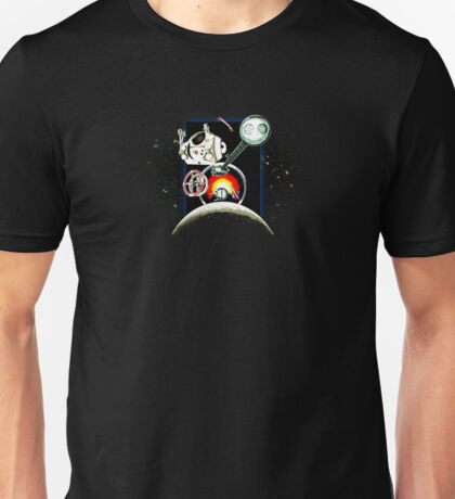Odyssey Space 2001 Front Unisex T-Shirt