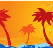 calypso nhk999 Tee-shirts and Stickers Sticker