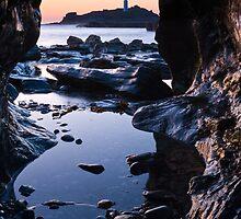 Between rocks and hard places II by ianwoolcock