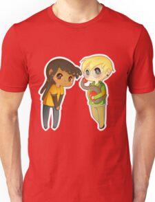 Superhero BFFs Unisex T-Shirt