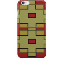 American Native Pattern No. 24 iPhone Case/Skin
