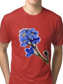 The beauty of blue Tri-blend T-Shirt