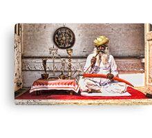 Opium Man - India Canvas Print