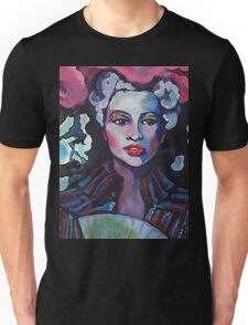 Colorful Lady Tee Unisex T-Shirt