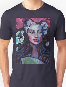 Colorful Lady Tee Unisex T-Shirt