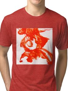 Water red Tri-blend T-Shirt