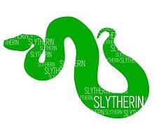 Slytherin by Stepjump
