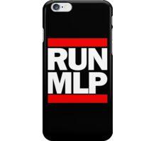 RUN MLP iPhone Case/Skin