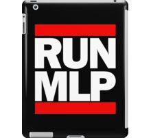RUN MLP iPad Case/Skin