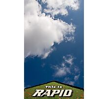 Rapid Photographic Print