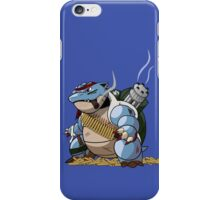 pokemon blastoise badass cool anime shirt iPhone Case/Skin