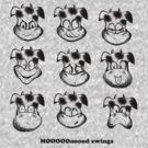 MOOOOooooood swings by Amanda  Cass