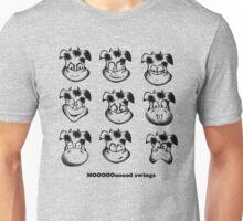 MOOOOooooood swings Unisex T-Shirt