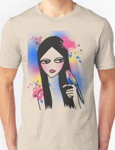 Budgie Girl T-Shirt