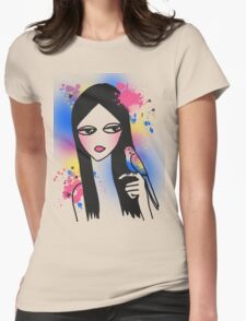 Budgie Girl T-Shirt