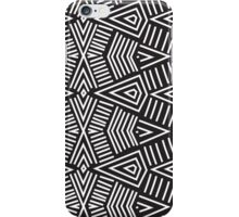 African Tribal Pattern No. 5 iPhone Case/Skin