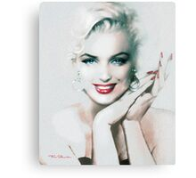 Theo Danella´s Marilyn MM 133 Canvas Print