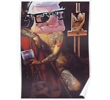 """Everybody needs Paris Hilton Toilet rolls""..... Poster"