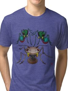 ANIMATION/ ANT Tri-blend T-Shirt