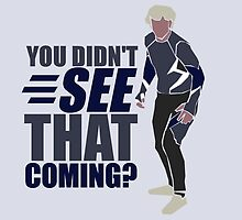 """Quicksilver """"You Didn't See That Coming?"""" by impossible-m"""