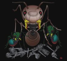 ANIMATION/ ANT Baby Tee