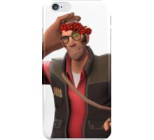 Sniper Crown iPhone Case/Skin