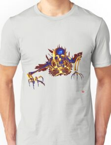 SKELTON/ BREAKING OUT Unisex T-Shirt
