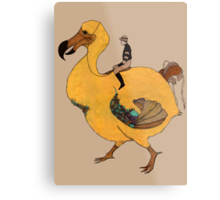 dodo Metal Print