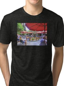 Coffee In Palma..........................Most Products Tri-blend T-Shirt