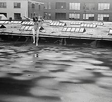 rooftop puddle jumper by RVAnude