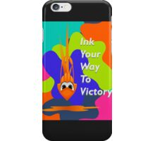 Ink to Victory iPhone Case/Skin