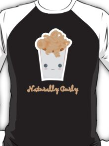 Naturally Curly  T-Shirt
