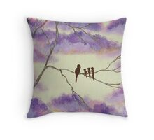 A Mother's Blessings Throw Pillow