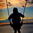 Sunset Swing by finnsfotos