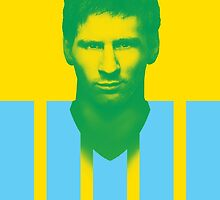 LEO MESSI by cheatdathz