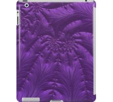 Renaissance Purple iPad Case/Skin